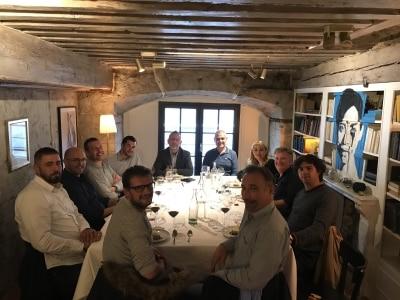 Retour sur le Déjeuner Network #102 au restaurant Le Cercle Rouge