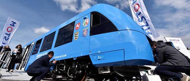 La région Auvergne-Rhône-Alpes va acquérir trois rames de trains hydrogène et investir dans Railcoop Lyon/Bordeaux