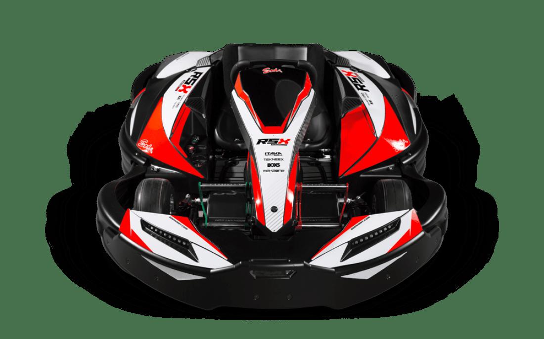 Karting électrique nouvelle génération disponible chez OnlyKart