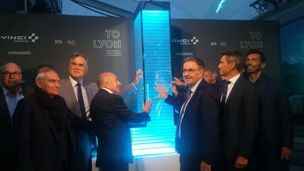 To-Lyon : Apicil qui prendra 20 000 m2, rejoint par EDF et Regus