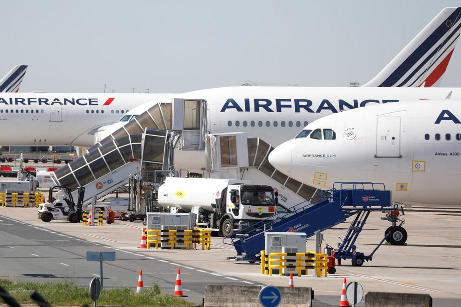 Aéroport Lyon-Saint Exupéry et Loi Climat : les liaisons aériennes vers Paris et Marseille devraient disparaître, mais…