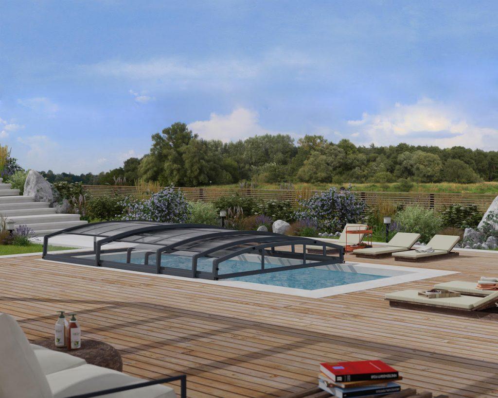 L'abri piscine : les avantages de ce type d'installation