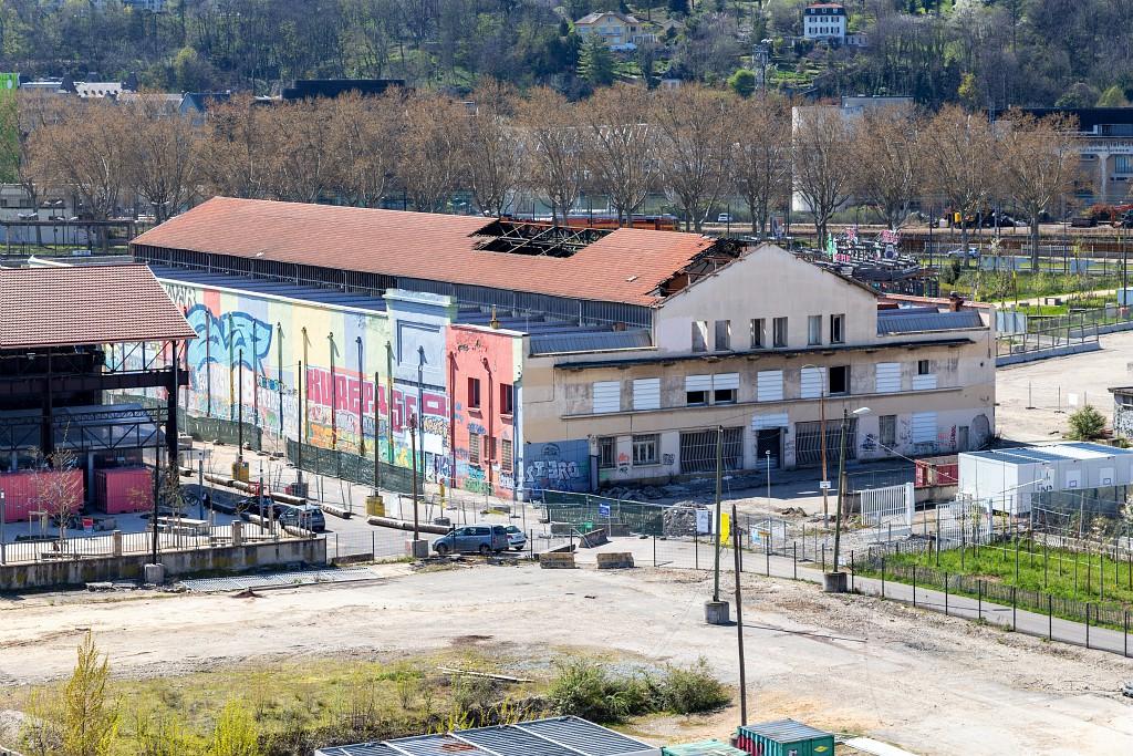 """6ème Sens acquiert la """"Halle Caoutchouc"""" de 4 100 m2 à la Confluence pour y installer des entreprises innovantes """"créatives et culturelles"""""""