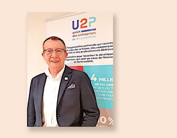 Le Haut-ligérien Louis Masson succède à la Lyonnaise Pascale Jouvanceau à la présidence de l'U2P Auvergne-Rhône-Alpes