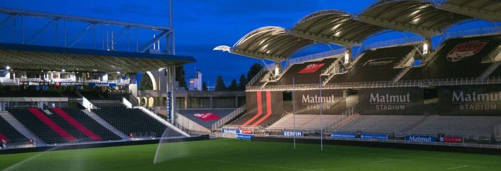 Ouverture du capital à hauteur de 10 M€de la filière sport de GL events au profit du LOU et du Matmut Stadium
