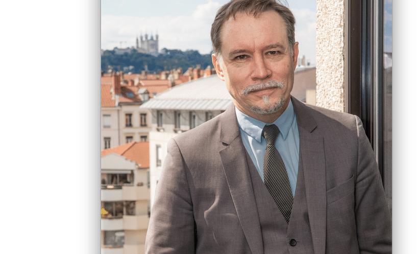 Patrick Lyonnet, directeur d'Enedis élu à la présidence du Club des partenaires de la Fête des Lumières à Lyon