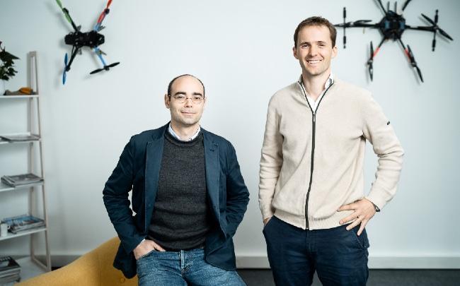 Son marché de niche dans le monde des drones s'envole : la pépite lyonnaise Elistair lève 5 millions d'euros