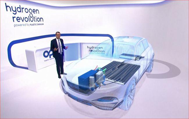 Accord avec la société drômoise McPhy : Plastic Omnium veut devenir leader mondial de la mobilité hydrogène