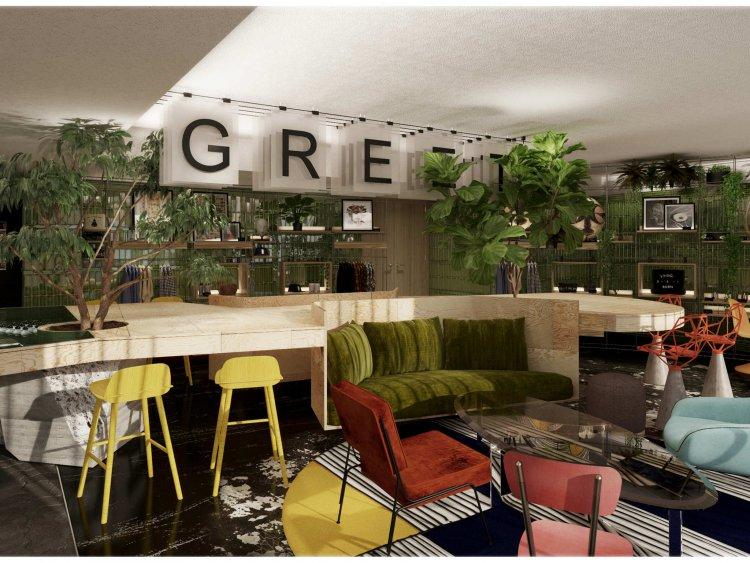 """Un nouvel hôtel  Accor """"seconde chance"""", particulièrement atypique a discrétement ouvert en test à Lyon-Perrache  : Greet"""