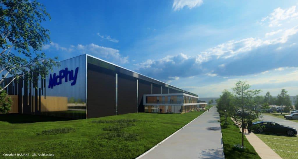 La société Drômoise McPhy choisit Belfort et non la région Auvergne-Rhône-Alpes pour construire sa giga-factory : 400 emplois…