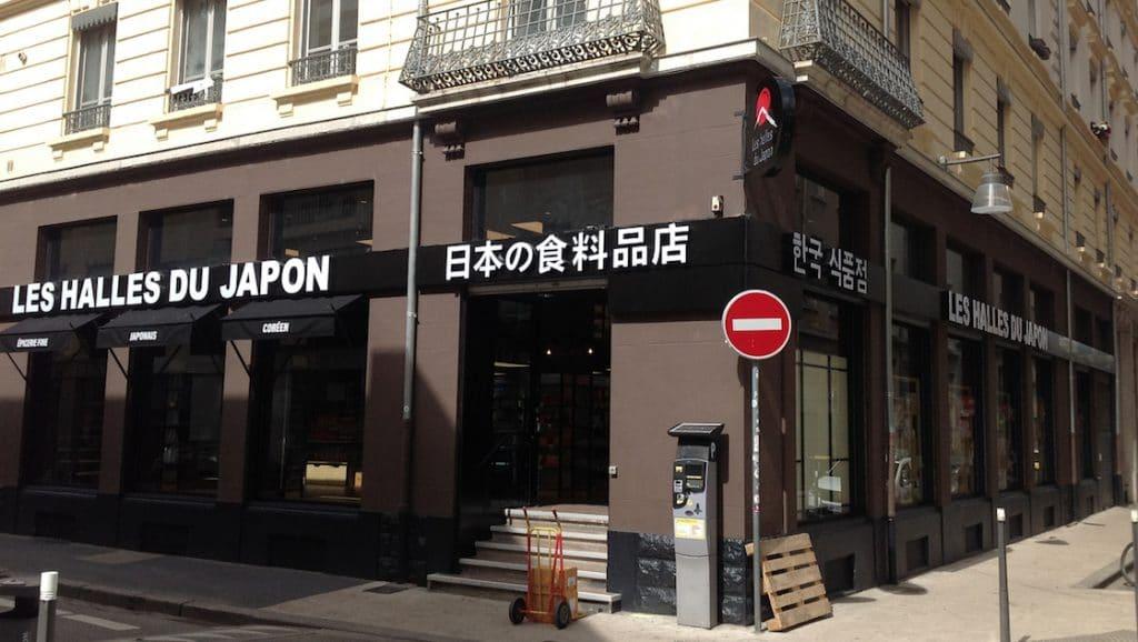 """Ouverture des """"Halles du Japon"""" dans le quartier asiatique de Lyon"""