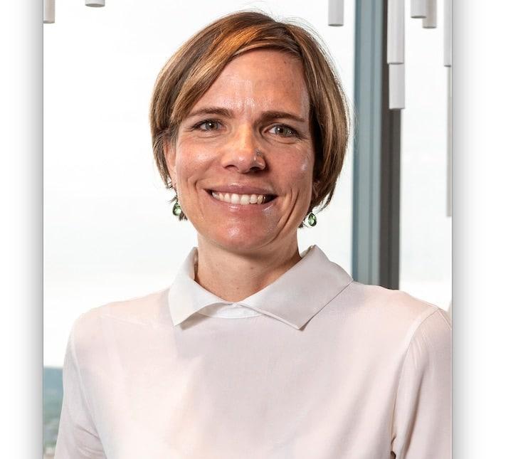 Andrea Joss, nommé membre du directoire, en charge du pôle Finances de la Caisse d'Epargne Rhône-Alpes