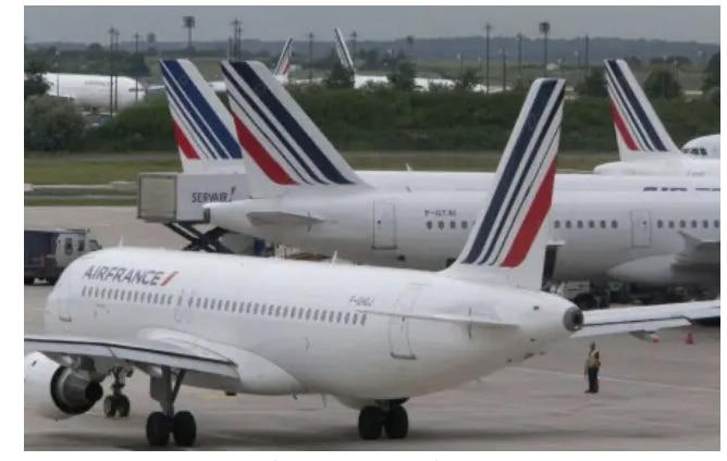 Air France desservira 18 destinations au départ de Lyon, cet été