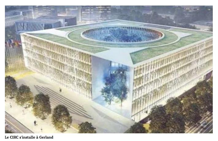 C'est confirmé : le centre de formation mondial de l'OMS ouvrira bien ses portes à Lyon en 2023