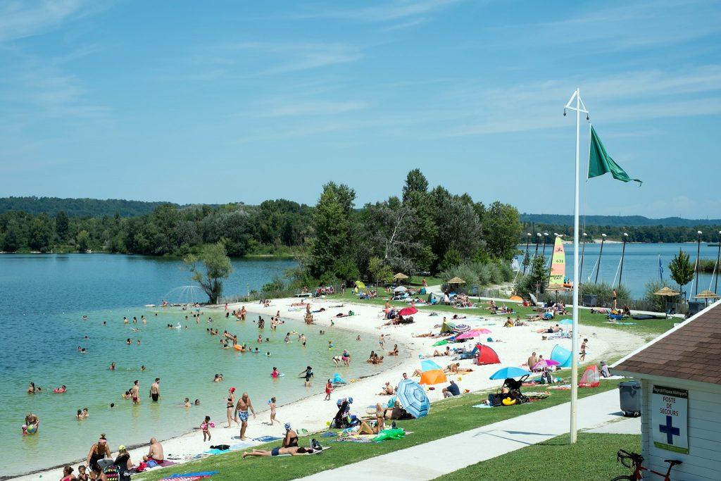 [PRÉVENTION BAIGNADE] Le Grand Parc Miribel Jonage se jette à l'eau !