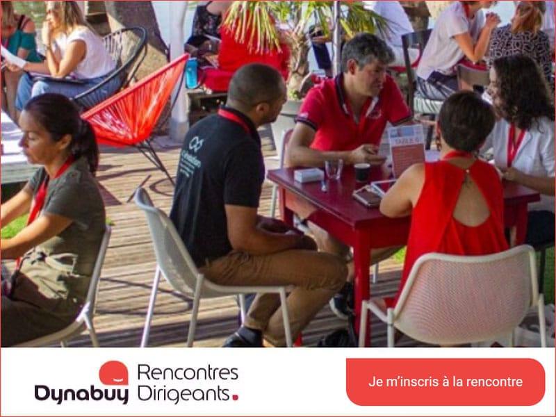 Jeudi 8 juillet 2021 : Rencontres Dirigeants DYNABUY Lyon Nord [Présentiel]