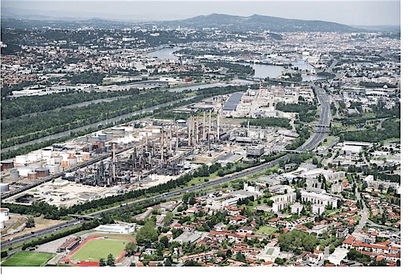 Les écologistes, pro-industrie chimie ? La Métropole de Lyon s'associe avec 10 entreprises de la Vallée de la chimie dans un Consortium…