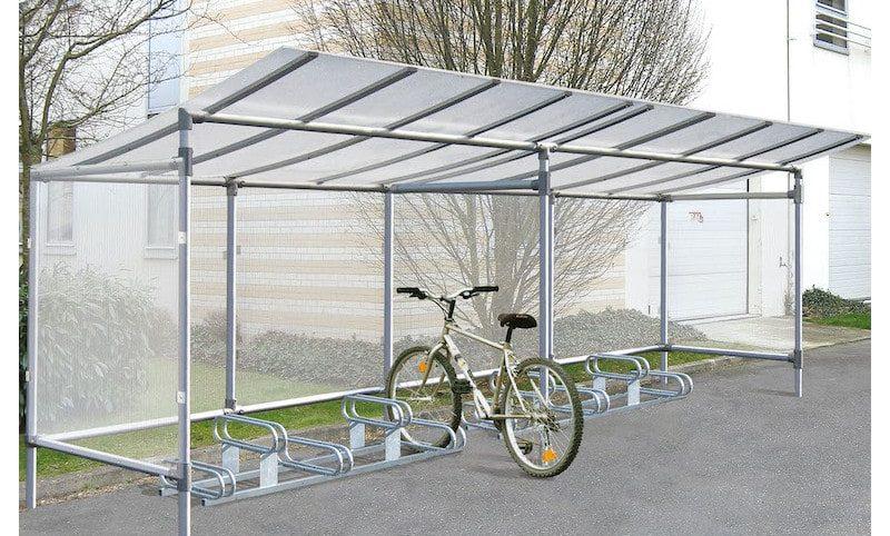 abri vélo pour entreprises