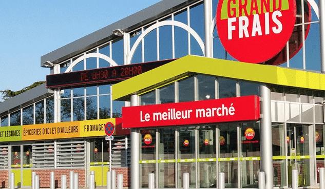 Grand Frais : le 250ème magasin de l'enseigne lyonnaise ouvre à Limonest