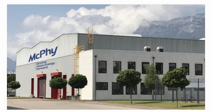 McPhy va ouvrir un nouveau site à Grenoble pour multiplier par 7 sa production de stations à hydrogène