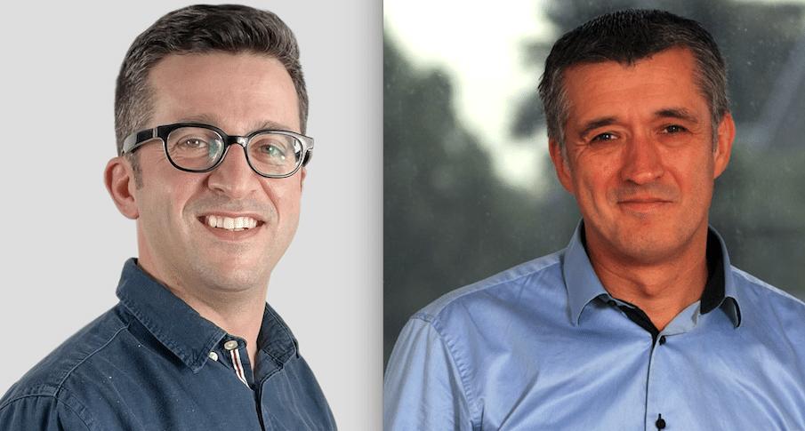 1ère communauté tech de France : Frédéric Peyrard et Jean-Paul Genoux, élus co-présidents de Digital League Auvergne Rhône-Alpes