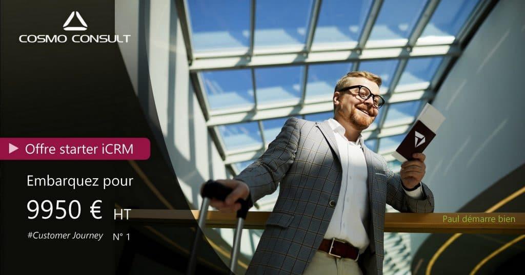 Un CRM Microsoft Dynamics 365 à la hauteur de vos ambitions commerciales