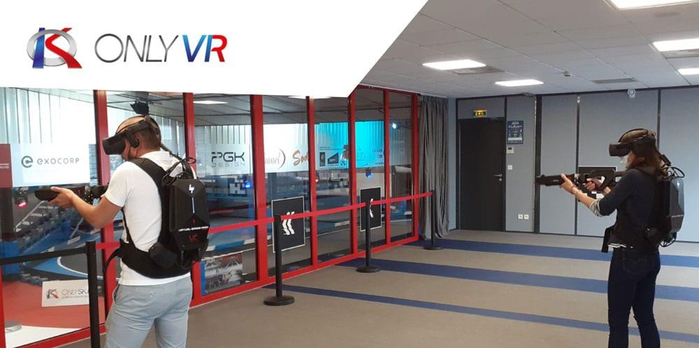 OnlyKart réouvre avec OnlyVR l'expérience virtuelle 4K et assoit ainsi son positionnement du loisir Indoor haut de gamme