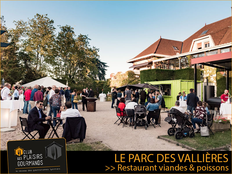 Merc 21 Juillet : 67ème Soirée Network du Club au restaurant Le Parc des Vallières [Club Les Plaisirs Gourmands]