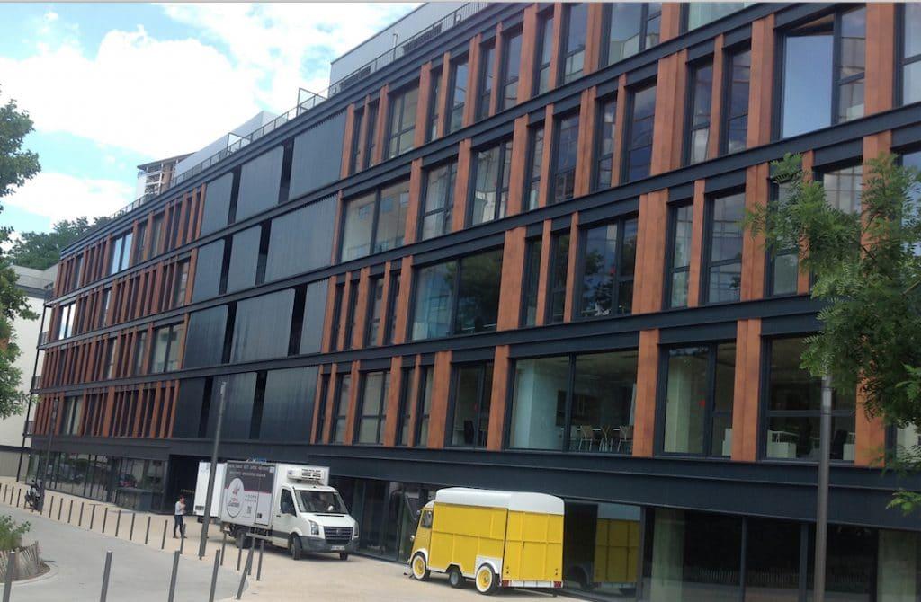 """Coworking du 3ème type : un premier """"Newton"""" de 5 600 m² à Vaise, en en attendant… 3 ou 4 autres à Lyon"""