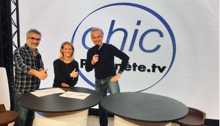 """Alexandre Schabel (Chic Planète TV) : """" La RSE, levier de développement économique"""""""
