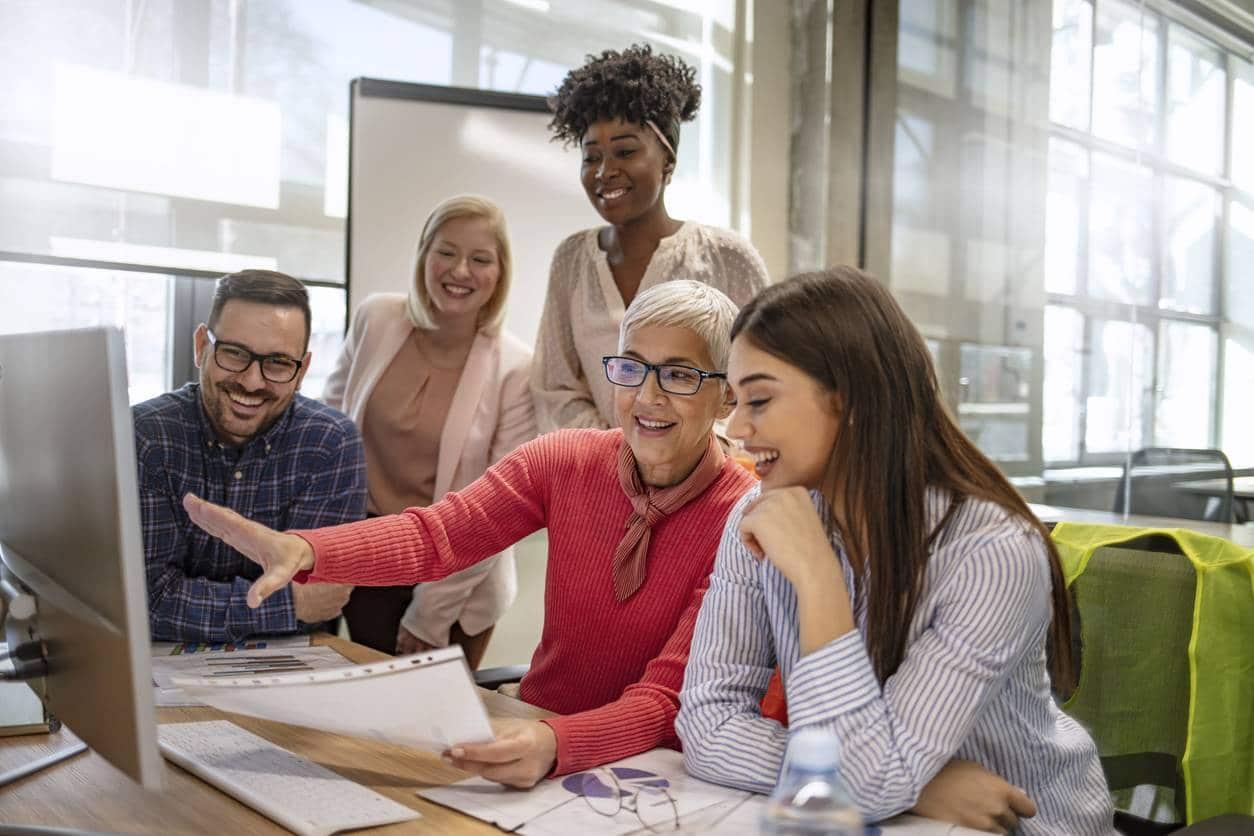 apprentissage social salariés