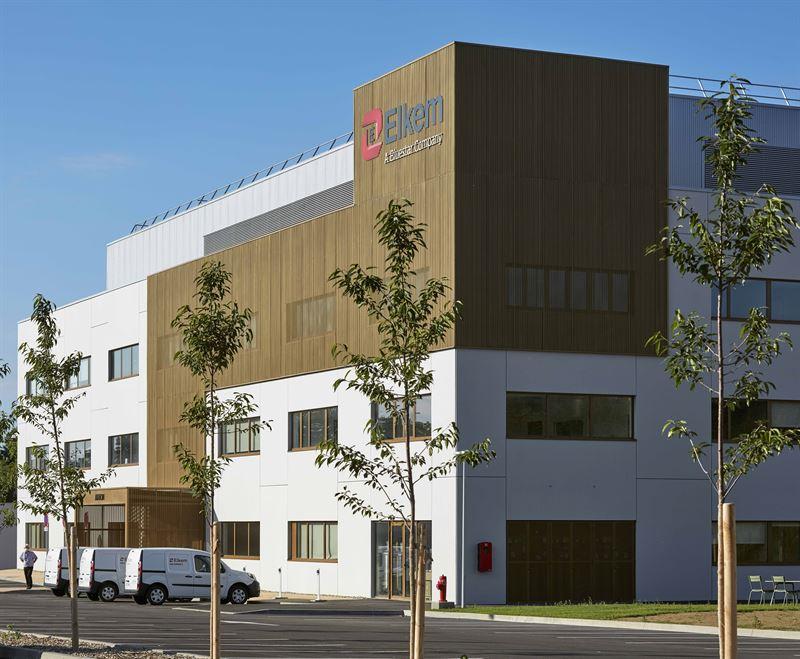 ATRiON le nouveau centre de Recherche et Innovation d'Elkem Silicones vient d'ouvrir ses portes à Saint-Fons