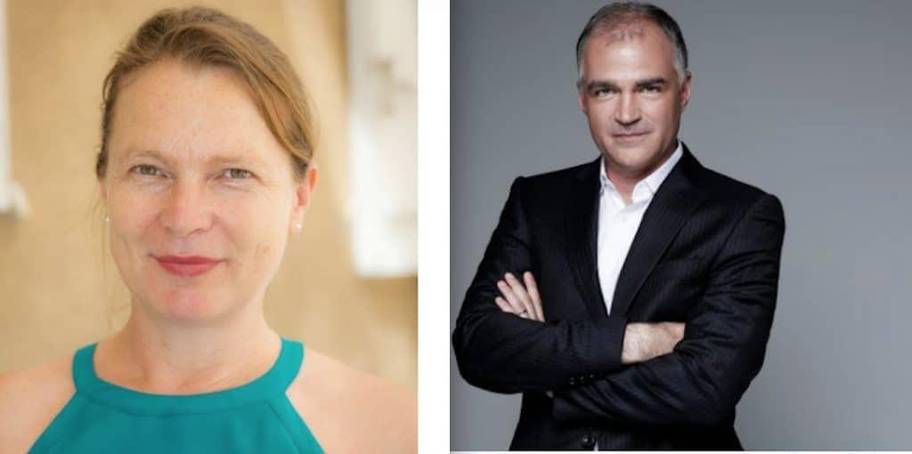 EM Lyon  renforce son équipe de direction avec Christine Baldy Ngayo (Education) et Olivier Guillet  (International)