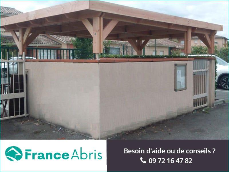 charpente structure bois