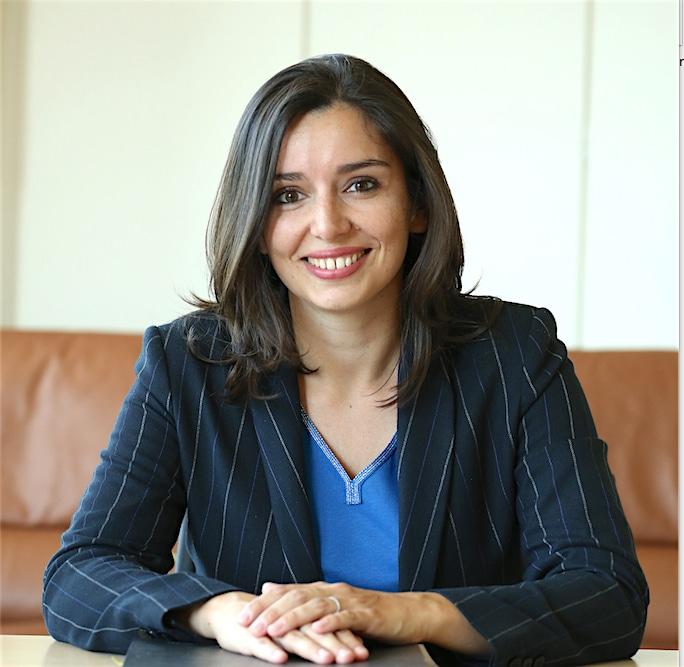 Alexandra Mathiolon, DG de Serfim, rejoint les 150 dirigeants membre de la Convention des Entreprises pour le Climat