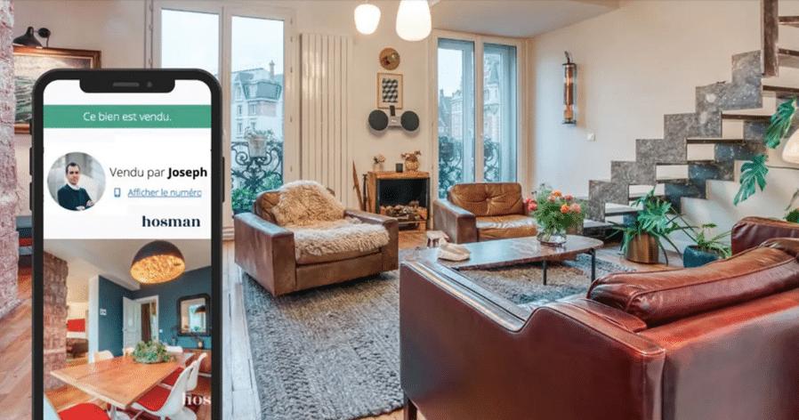 Hosman, la néo agence immobilière parisienne à prix fixe s'implante à Lyon