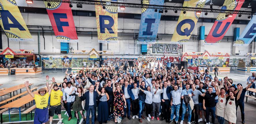 Affluence record au Lyon Street Food Festival : 35 000 amateurs ont répondu à l'appel de la gastronomie