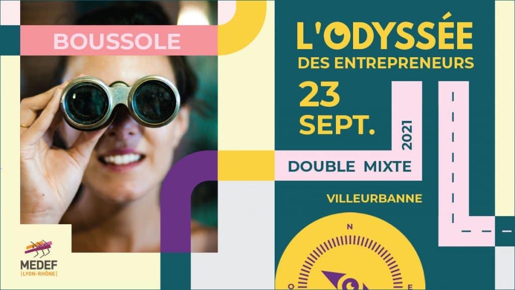 l'Odyssée des Entrepreneurs #10, le 23 septembre 2021 : la boussole
