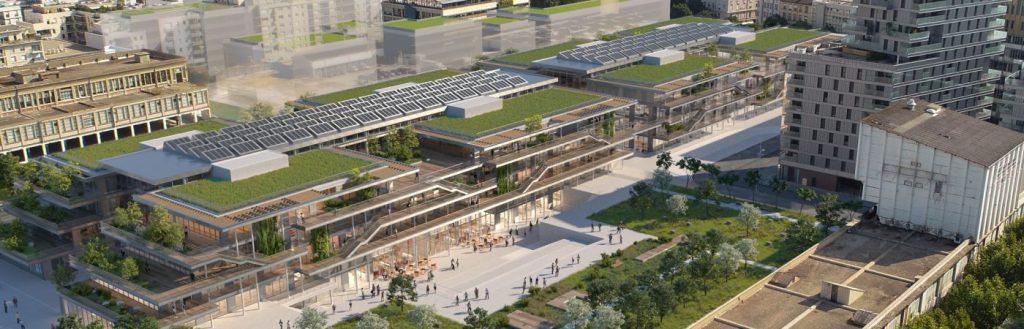 Livraison prévue fin 2023 : les travaux du futur campus d'EMLyon ont démarré cet été à Gerland