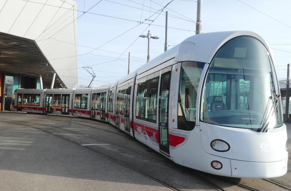 En partie fabriquées à Villeurbanne : Alstom va livrer 35 rames de tramway Citadis au Sytral