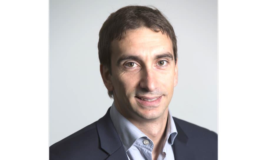 Un ex-EMLyon, Stéphane Lamarrigue nommé directeur régional des ventes d'Air France-KLM