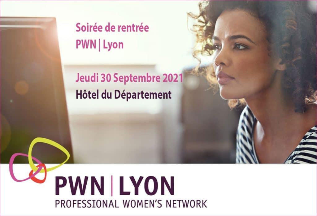 PWN LYON fait bouger les lignes de l'égalité Femme-Homme [Jeudi 30 Sept 2021 – Hôtel du Département du Rhône]