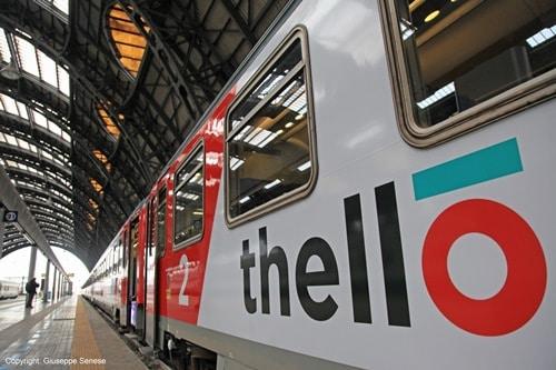 Une liaison du TGV italien Thello entre Lyon et Milan annoncée pour octobre