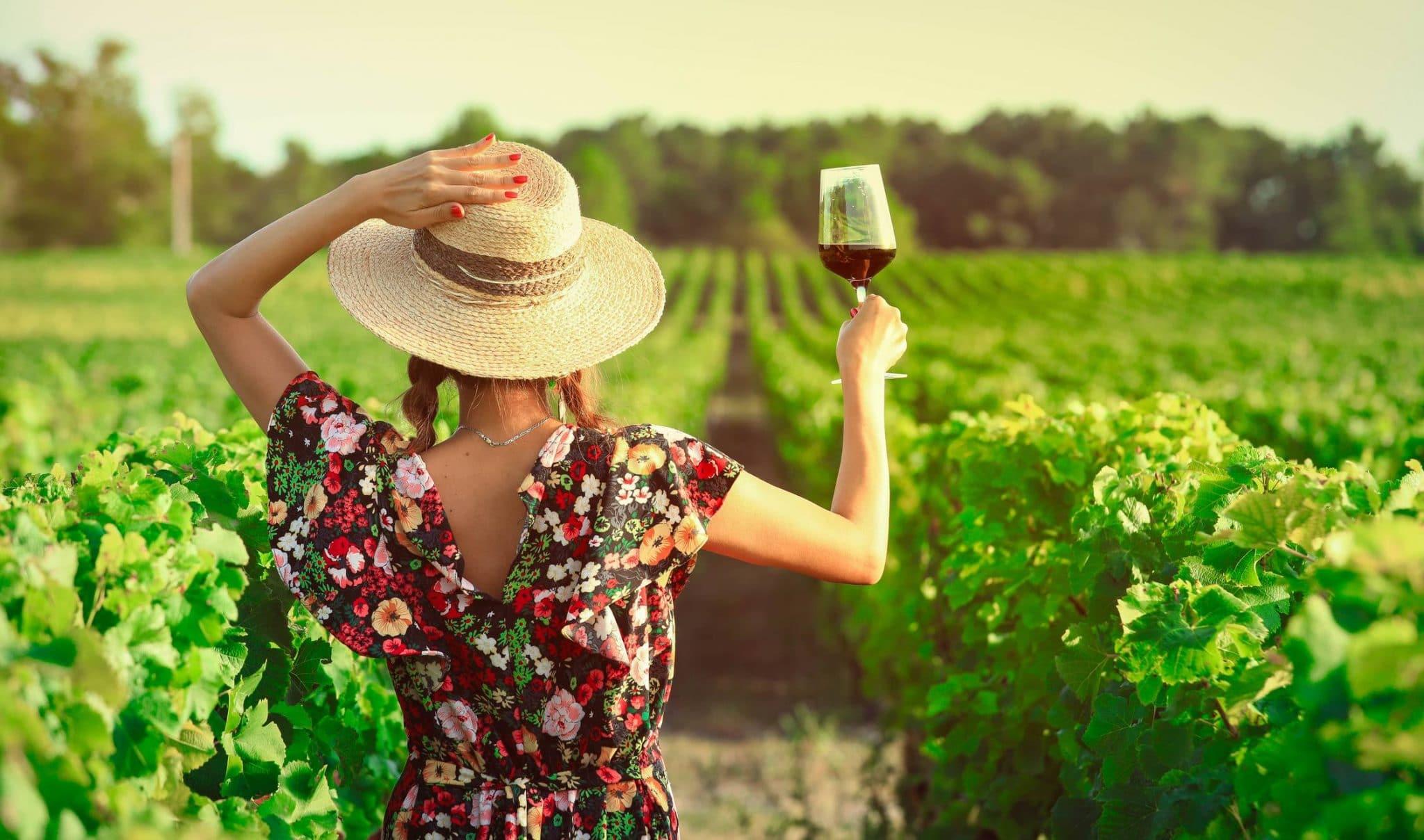 expédier vin aux USA