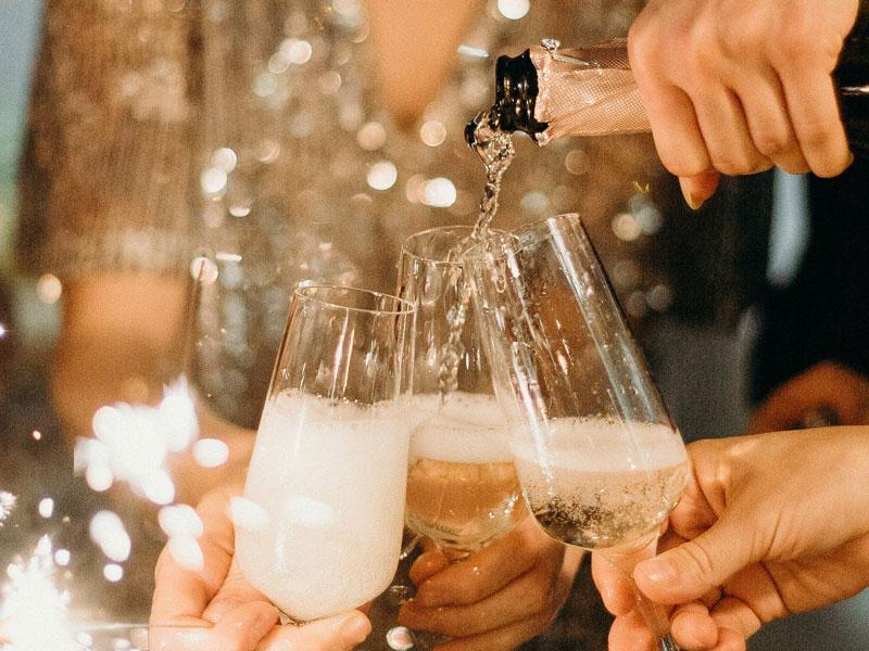 Quels champagnes servir pour le Nouvel An ? Nos recommandations