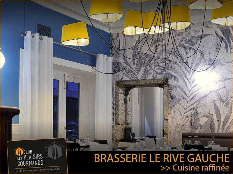 Mardi 26 Octobre 2021 : Déjeuner Network #112 au restaurant Le Rive Gauche