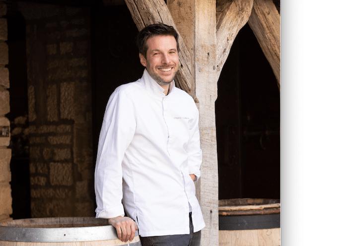 Le chef lyonnais autodidacte Greg Cuilleron sacré champion du monde de l'œuf meurette