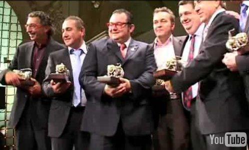 3 ème trophées de la Gastronomie et des Vins 2010 à Lyon
