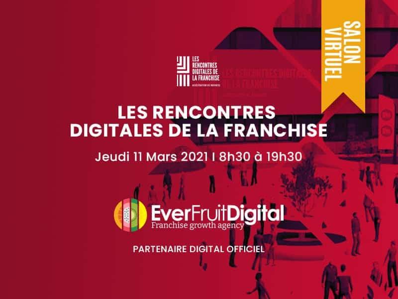 Salon virtuel des Rencontres de la Franchise