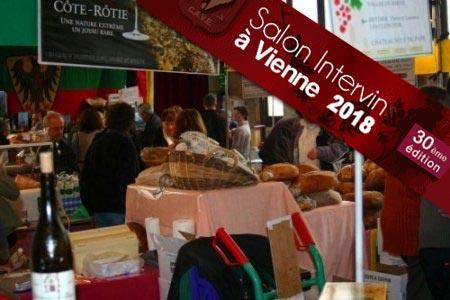 30 ème salon Intervin de Vienne (Isère)